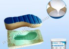 silicone rubber for shoe molds
